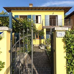 Viletta Floriana, Monte Isola