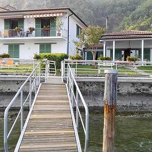 Villa Anastasye. Comer See